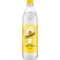 Schweppes Tonic Water PET 6x 1l