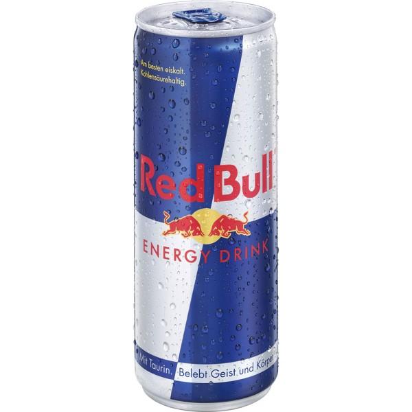 Red Bull Energy 24x 0,25l Einweg