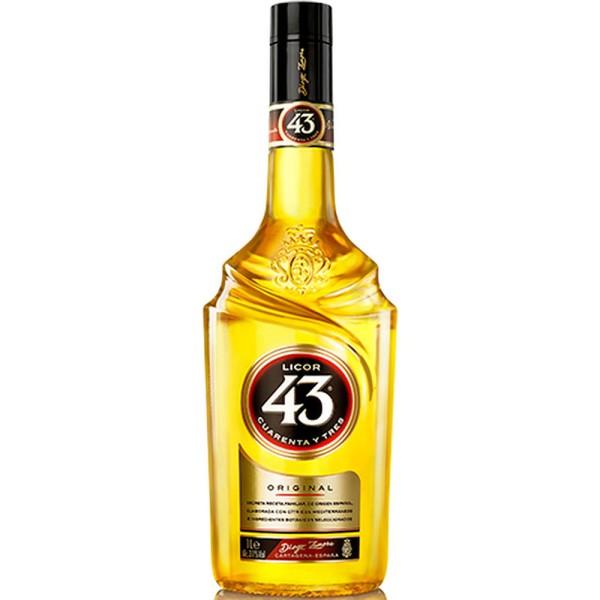 Licor 43 Cuarenta y tres 31% 1l