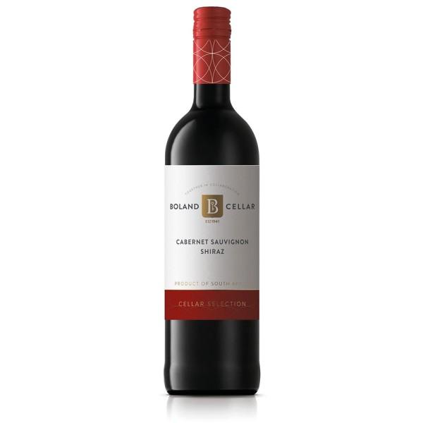 Boland Cellar Selection Cabernet Sauvignon-Shiraz Rot 2020