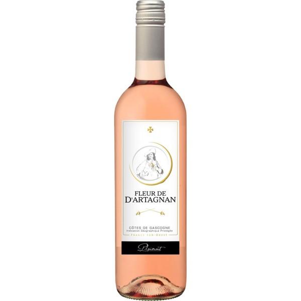 Fleur de d'Artagnan Rosé IGP 2019