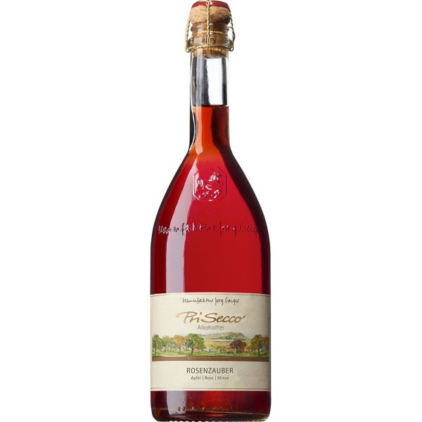 Geiger Prisecco Rosenzauber alkoholfrei 0,75l