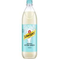 Schweppes Bitter Lemon PET 6x 1l