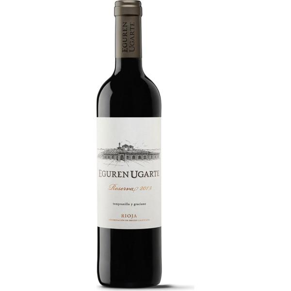 Eguren Ugarte Reserva Rioja 2012