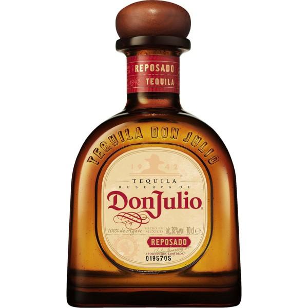 Tequila S. Don Julio Reposado 38% 0,7l