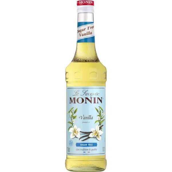 Monin LIGHT Vanillesirup 1x 0,7l
