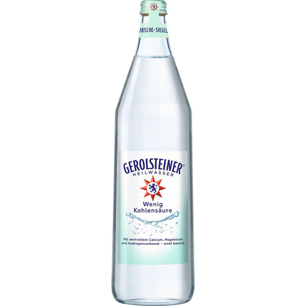 Gerolsteiner Heilwasser 6x1,0l