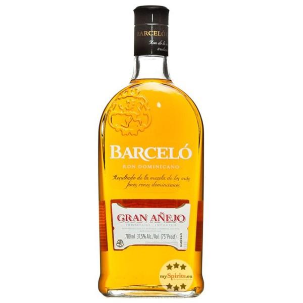 Ron Barcelo Gran Anejo 5 Jahre 37,5% 0,7l