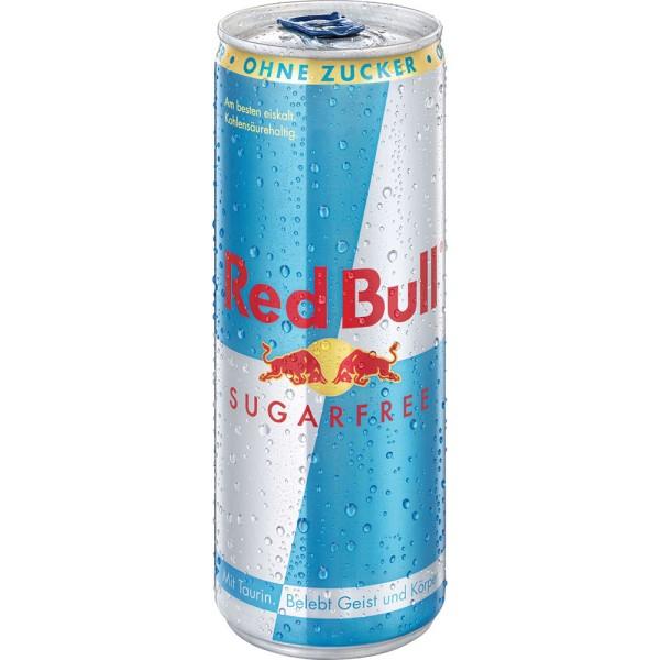 Red Bull Energy Dose Sugarfree 24x 0,25l