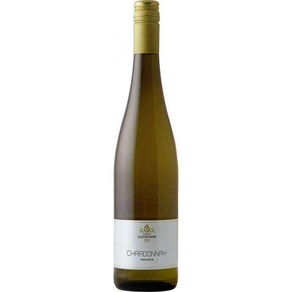 Sonnenhof Chardonnay trocken Gutswein QbA 2020