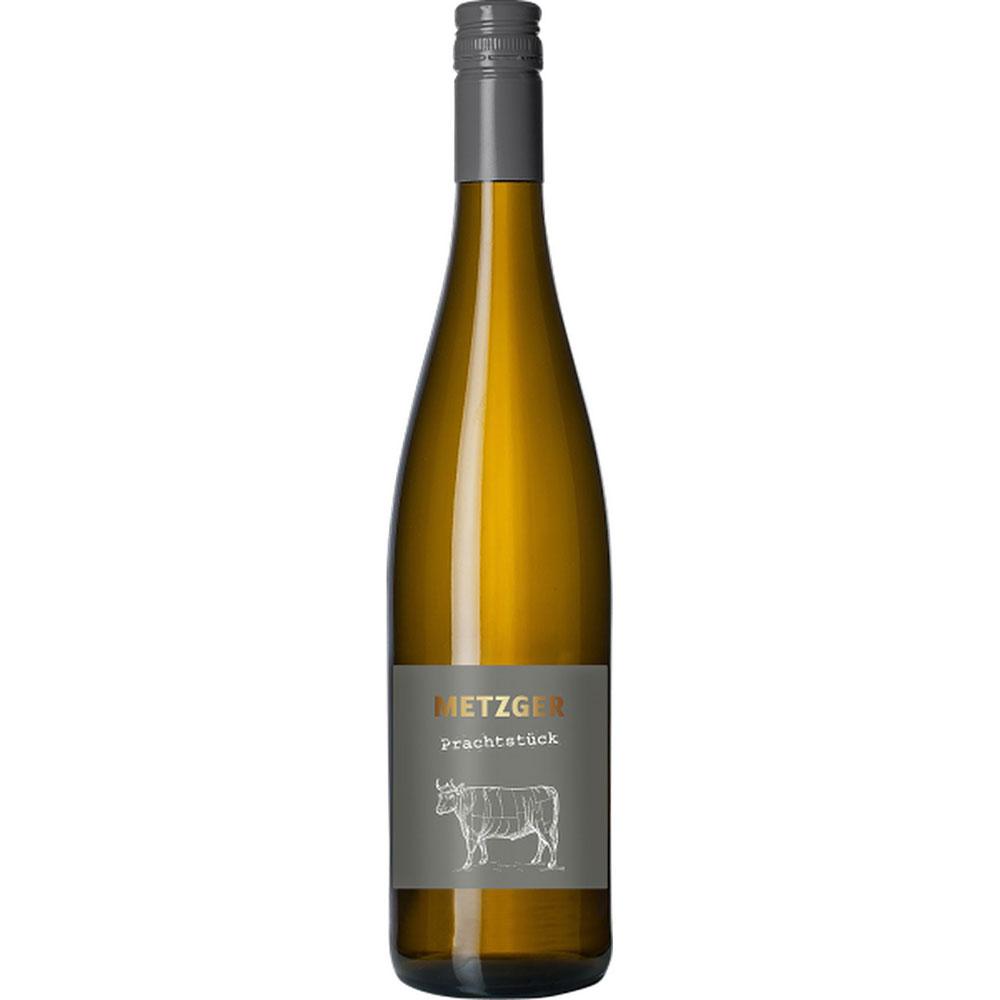 Metzger Prachtstück Weißburgunder Chardonnay QbA trocken