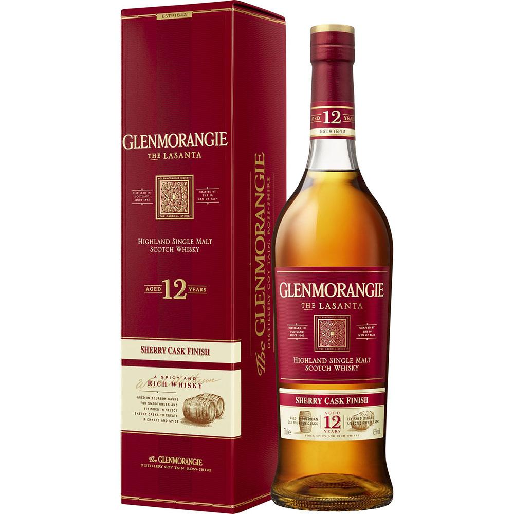 The Lasanta Single Malt Scotch Whisky