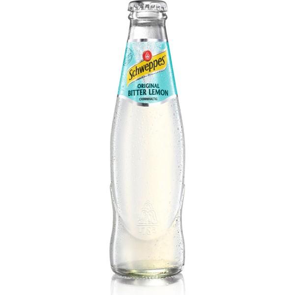 Schweppes Bitter Lemon 24x 0,2l