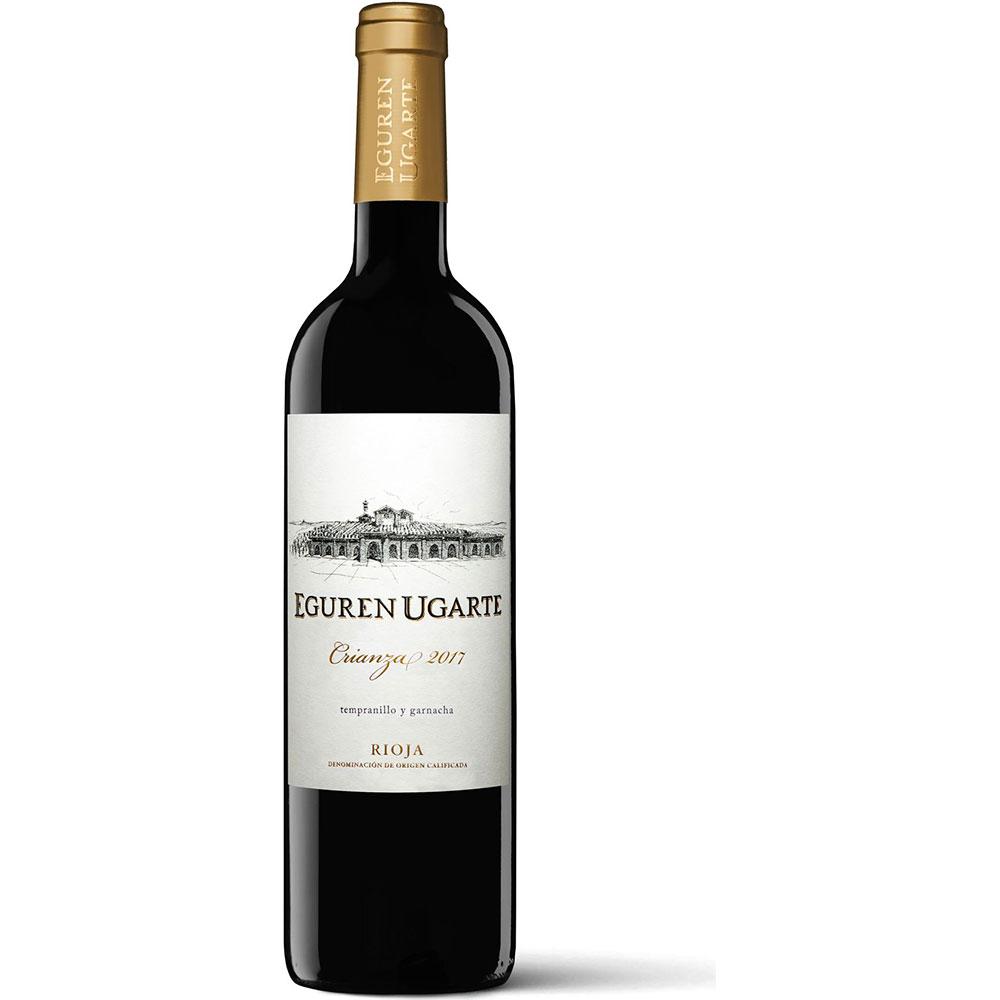 Eguren Ugarte Crianza Rioja trocken 0,75l