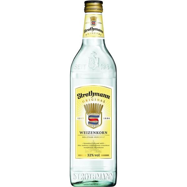 Strothmann Weizenkorn 32% 0,7l
