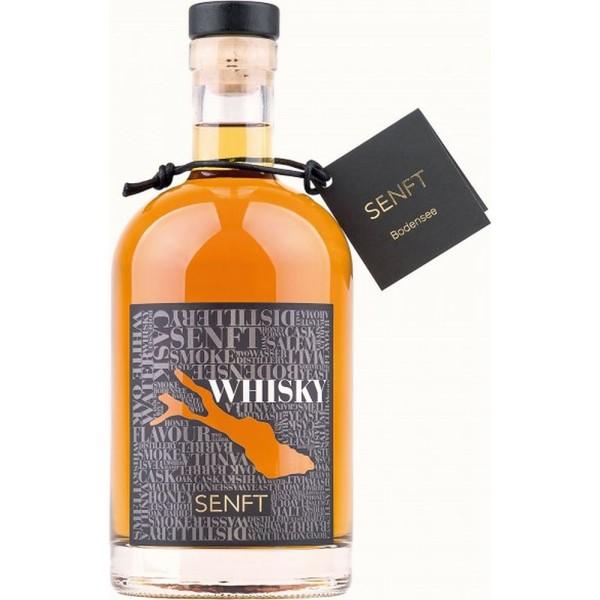 Senft Bodensee-Whisky Single Malt 42% 1x 0,7l