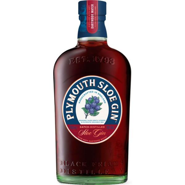 Plymouth Sloe Gin 26% 0,7l