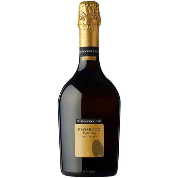 Prosecco Treviso DOC Borgo Molino extra dry 0,75l